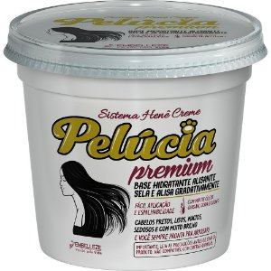 Henê Pelúcia Creme Premium Pote - Embelleze