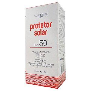 Protetor Solar Skinscience FPS 50 60g - Cimed