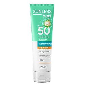 Sunless Protetor Solar FPS 50 Kids 120g