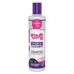 Shampoo To de Cachos Cachos dos Sonhos  300ml