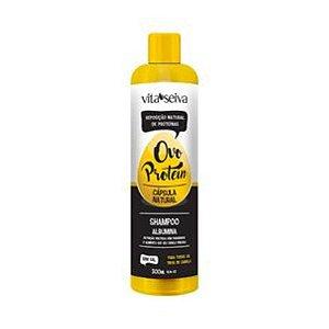 Shampoo Vita Seiva Ovo Protein 300ml
