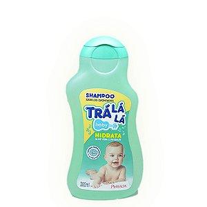Shampoo Trá Lá Lá Baby Cabelos Cacheados 200mL