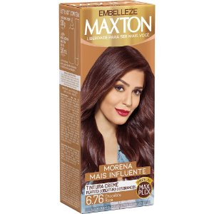 Tintura Maxton 6.76 Chocolate Rose