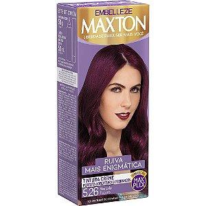 Tintura Maxton Kit 5.26 marsala escuro