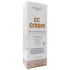 CC CREAM SKINSCIENCE FPS 25 - 30ML