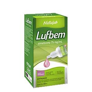 Simeticona Gotas 15ml - Lufbem - Natulab