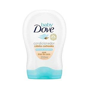 Condicionador Dove Baby Cacheados Enriquecida 200ml