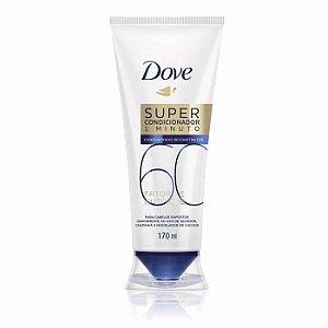 Dove Super Condicionador 1 Minuto Fator de Nutrição 60 170ml