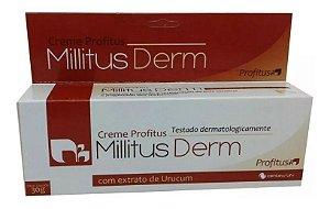 Millitus Derm Creme com Extrato de Urucum 30g - Profitus