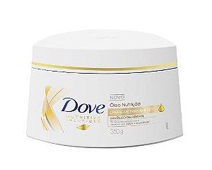 Creme de Tratamento Dove Oleo de Nutrição 350g