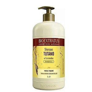 Shampoo Tutano e Ceramidas 1 Litro Bio Extratus