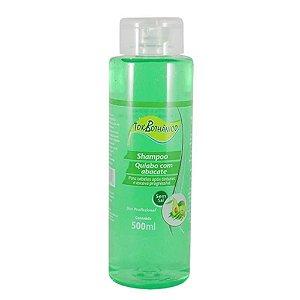 Shampoo Tok Bothânico Quiabo com Abacate 500ml