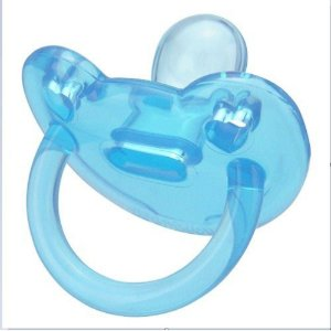 Chupeta Kuka Soft Ortodontico N°1 Azul Ref.701