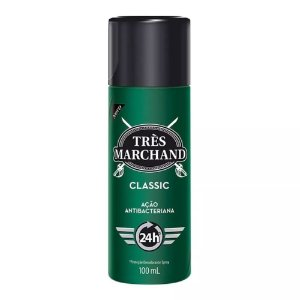 Desodorante Tres Marchand Spray Classic 100ml