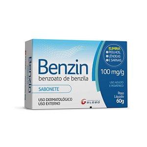 BENZOATO DE BENZILA -  BENZIN SAB 60G