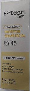Epydermy Sun Protetor Solar Facial FPS 45 60g