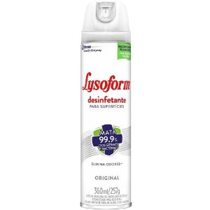 LYSOFORM AEROSOL ORIGINAL 360ml