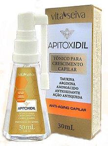 Apitoxidil Tonico para Crescimento Capilar 30ml
