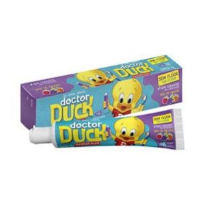 Gel Dental Infantil Dentalclean Doctor Duck 50g