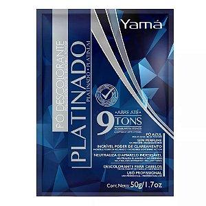 Pó Descolorante Yama  Platinado 50g (Especial)