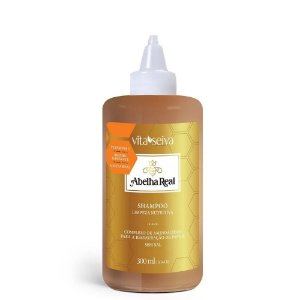 Shampoo Limpeza Nutritiva Abelha Real  300ml