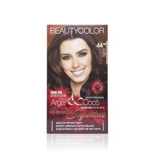 Tintura Beauty Color 44.66 Borgonha Magnífico (Especial)
