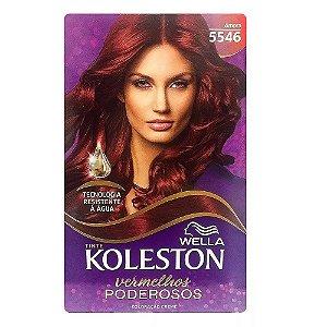 Tintura koleston (Vermelhos Poderosos) 5546 Amora