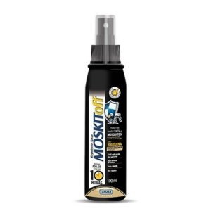REPELENTE MOSKITOFF SPRAY ICARIDIN 100ML - FARMAX