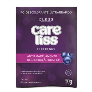 Descolarante Care Liss Blueberry 50gr