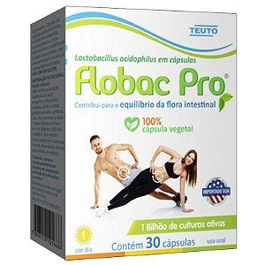 LACTOBACILLUS ACIDOPHILUS - FLOBAC PRO 30CPS