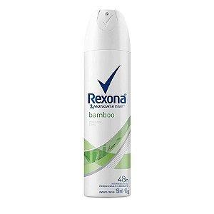 Desodorante Rexona Aerosol Feminino Bamboo 150ml/90g
