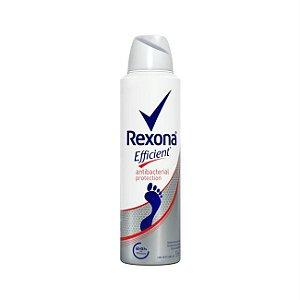 Desodorante Rexona Aerosol Efficient Pés Antbacterial 153ml