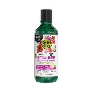 Shampoo Salon Line Maria Natureza Festival Flores 350ml