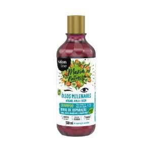 Shampoo Salon Line Maria Natureza Oleos Milenares 350ml