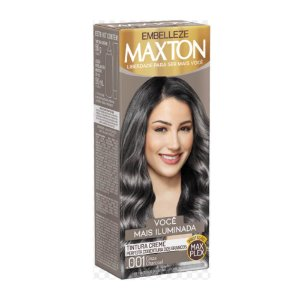 Tintura Maxton 0.01 Cinza Charcoal
