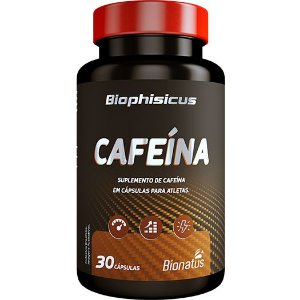 CAFEINA 420MG 30cps Bionatus