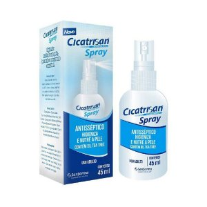 Cicatrisan Spray 45ml Sanfarma