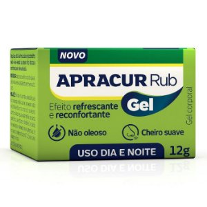 APRACUR RUB GEL 12g