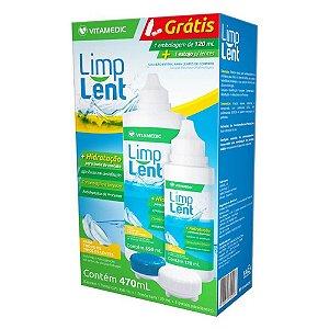 Limp Lent Solução para Lente de Contato 470ml - Vitamedic