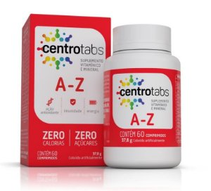 CENTROTABS  A-Z  60cpr Neo Quimica