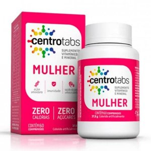 CENTROTABS MULHER 60CPR - NEO QUIMICA