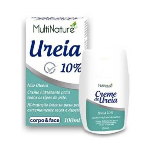 Ureia 10% Creme 100ml MultiNature