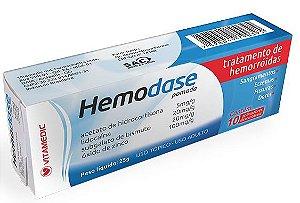 Hemodase Pomada 25Gr Vitamedic