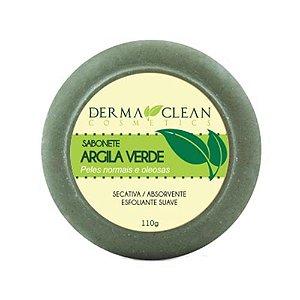 Sabonete Argila Verde 110g Derma Clean