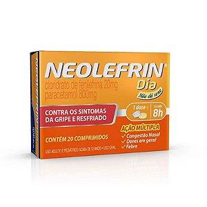 PARACETAMOL+ ASS - NEOLEFRIN DIA 20CPR