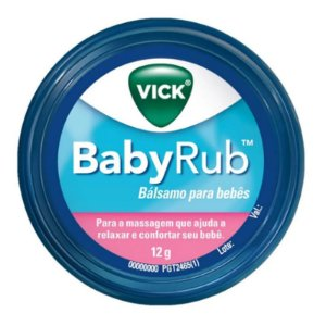 Vick Babyrub 12g