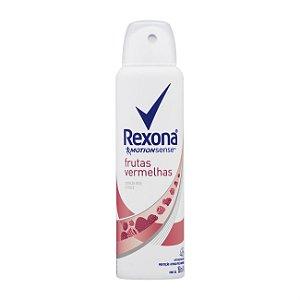 Desodorante Rexona Aerosol 150ml Frutas Vermelhas
