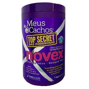 Novex Creme De Tratamento 1kg Top Secret das Poderosas