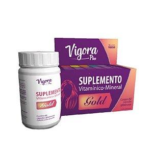 Vigora Plus Gold 60cps Prati Donaduzzi