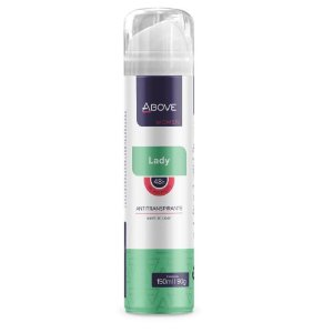 Desodorante Above Aerosol Women Lady 150ml/90g